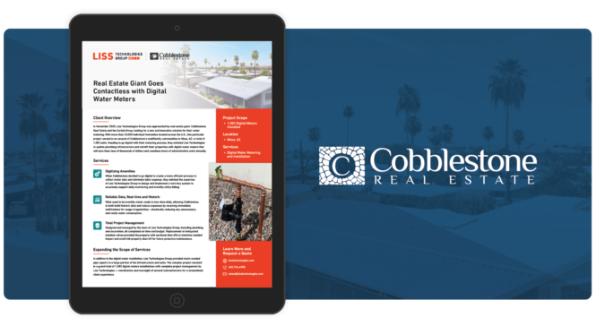 Cobblestone case study graphic