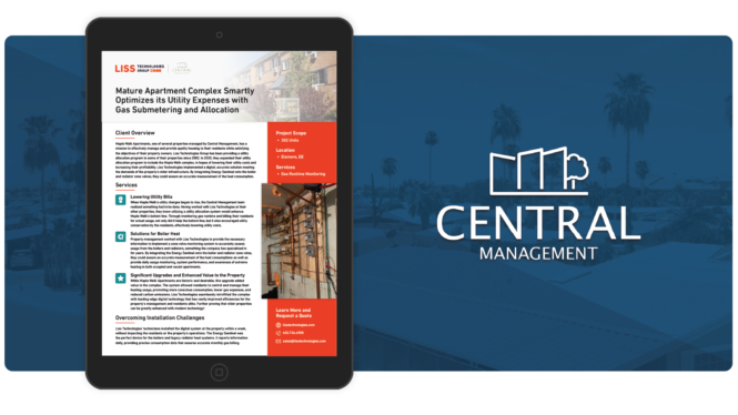 Central Management case study graphic