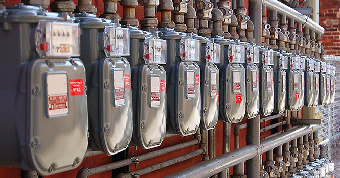 gas submeters