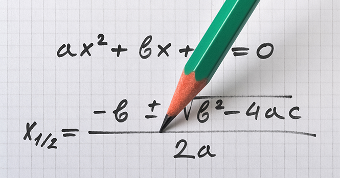 mathematic formula for costs