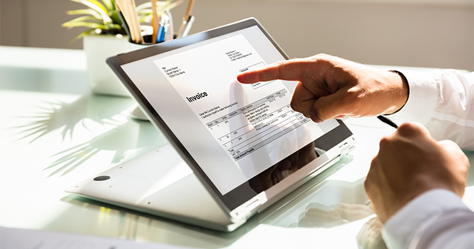 online payment and reporting